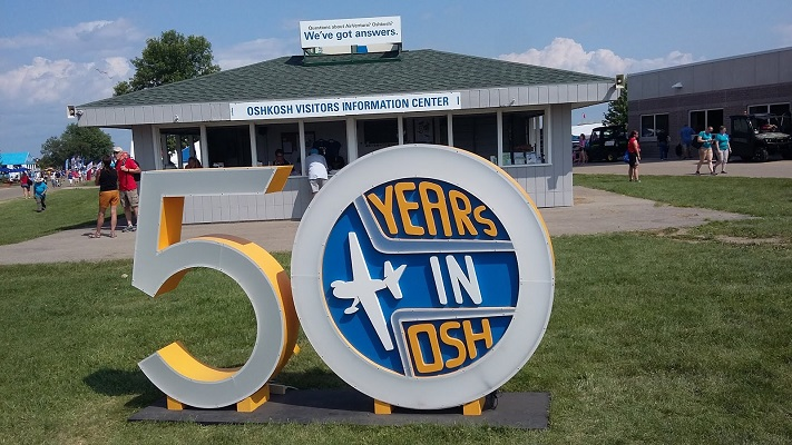 Especial de Domingo - Oshkosh 2019